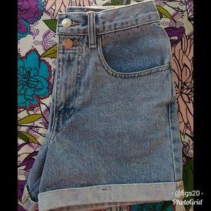 NWT Vintage Arizona Jean High Waist Shorts